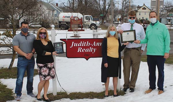 Judith-Ann Realty honored by Montgomery County