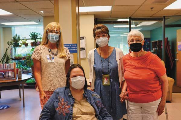 Wilkinson adult day health program reopens