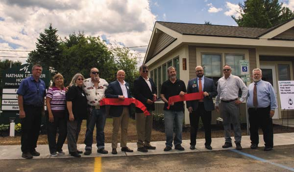 Caroga Lake Primary Care Center hosts ribbon cutting