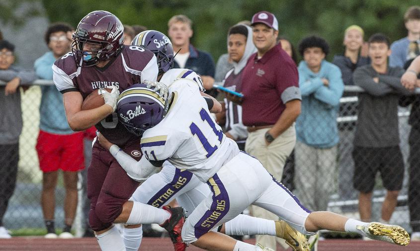 Gloversville blanks Johnstown in high school football rivalry game