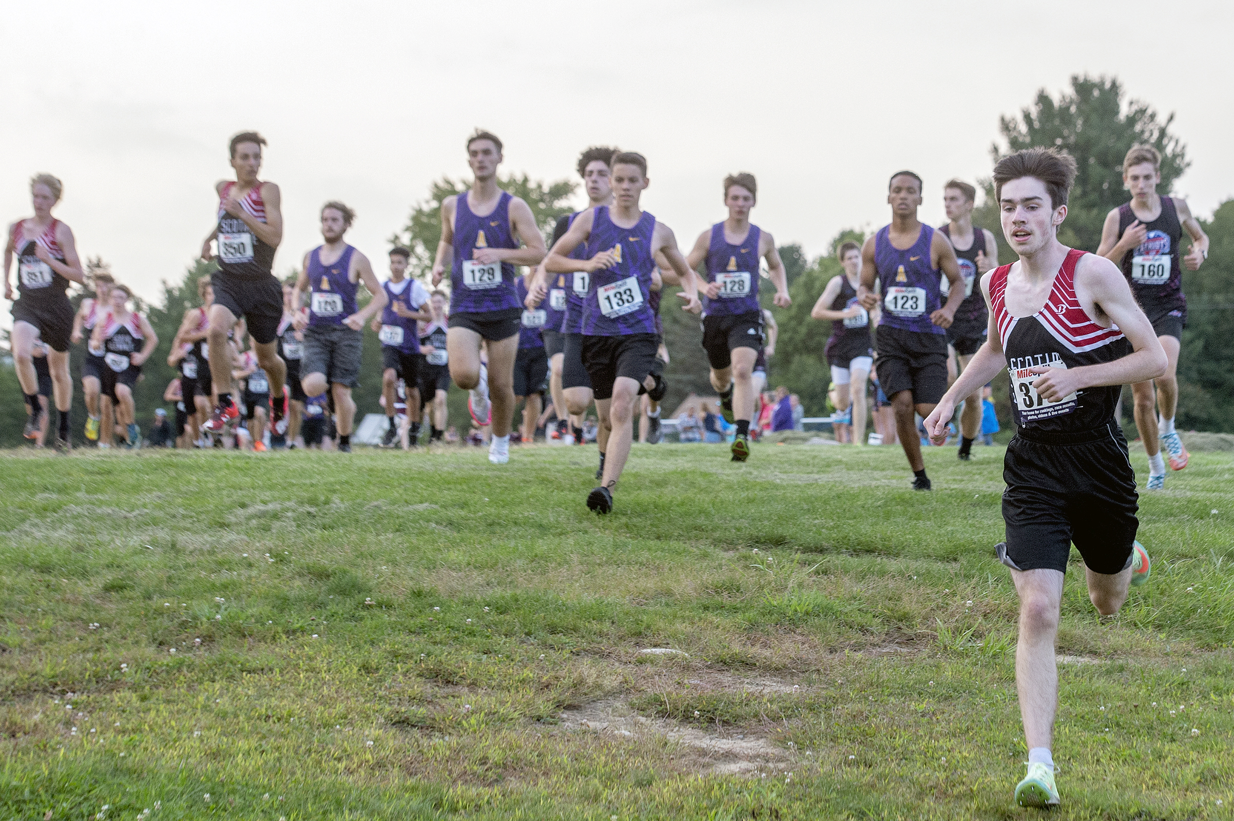 Foothills Council unveils new format for cross country dual meets