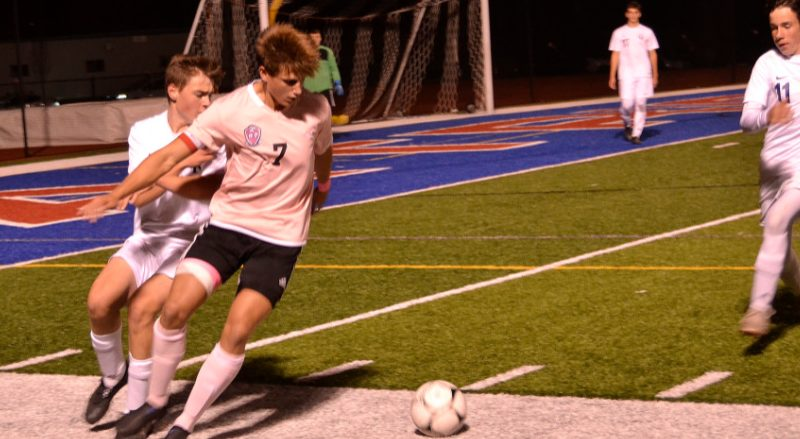 Broadalbin-Perth boys' soccer blanks Cobleskill-Richmondville in 12th Pink Out game