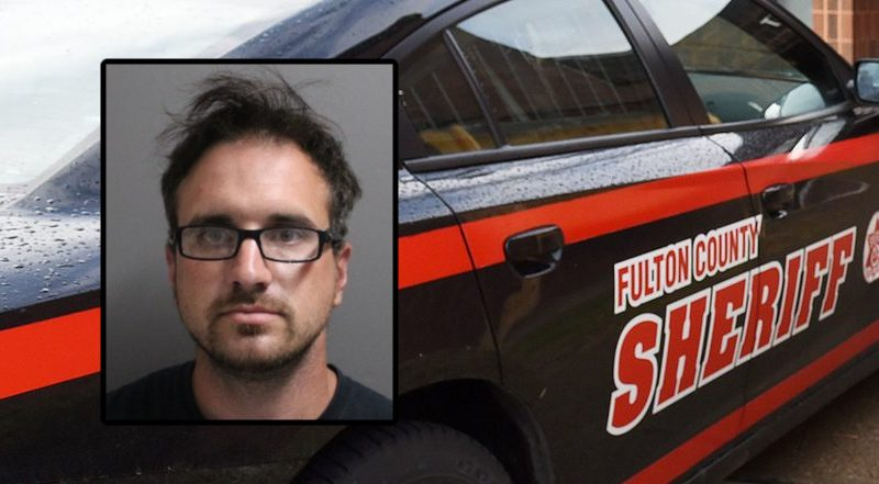 Fulton County man possessed stolen motorcycle, ditched bike at Perth accident scene, sheriff says
