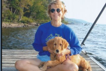 Spirit Animal: Author to read in Northville from novel about her special golden retriever
