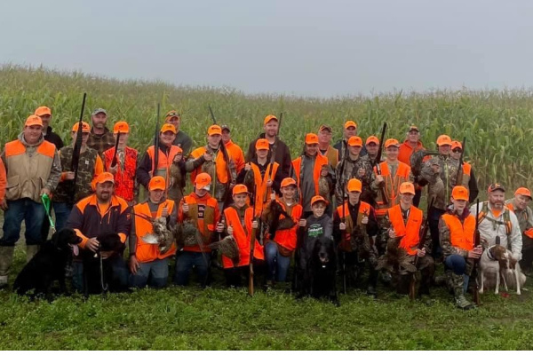 Into the Field: Capital Region Pheasants Forever holds youth hunts