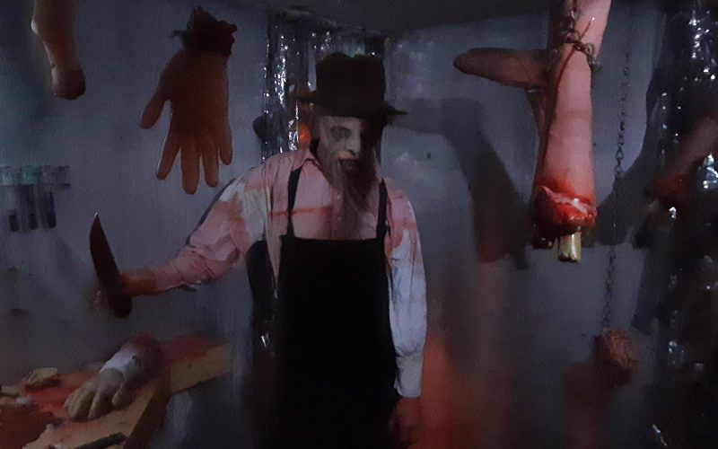 An Old Haunt: After 24 seasons, an elaborate Gloversville Halloween attraction may call this year its last